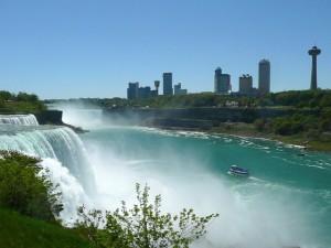 Travelling to Niagara Falls